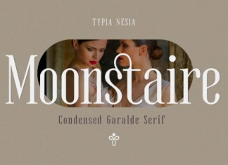 Moonstaire Font