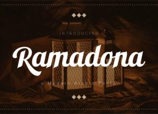 Ramadona Font