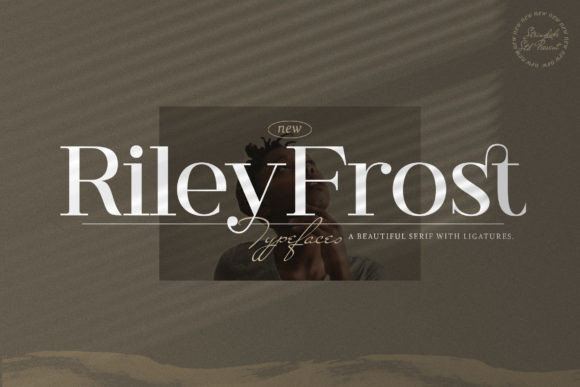 Riley Frost Font