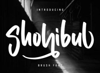 Shohibul Font