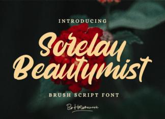 Sorelay Beautymist Font
