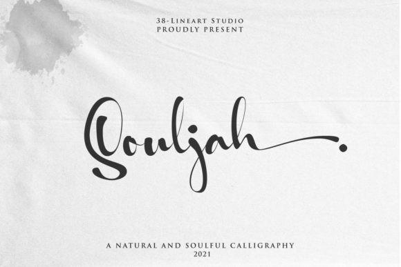 Souljah Font