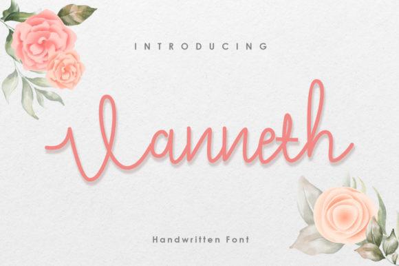 Vanneth Font
