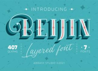 Beijin Font
