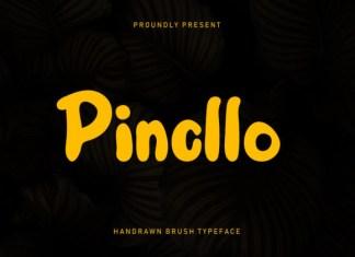 Pincllo Font