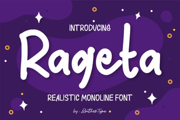 Rageta Font