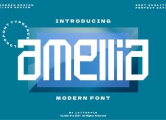 Amellia Font
