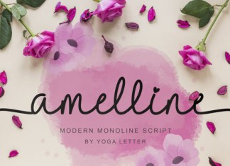 Amelline Font