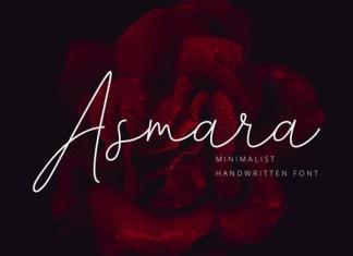 Asmara Font