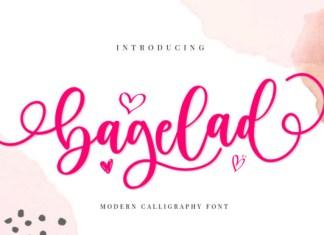 Bagelad Font