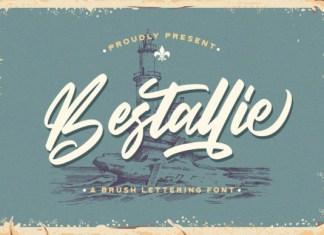 Bestallie Font