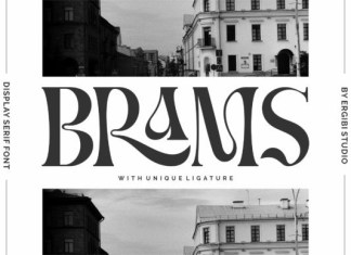 Brams Font