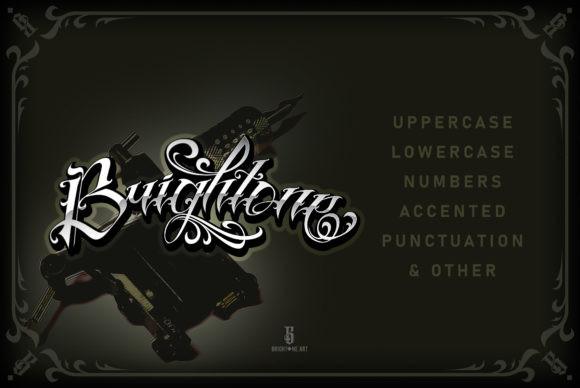 Brightone Font