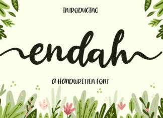 Endah Font