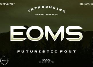 Eoms Font