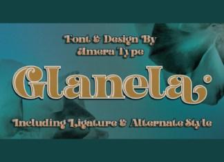 Glanela Font