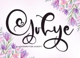 Gohye Font