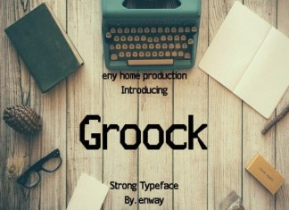 Groock Font