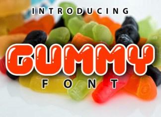 Gummy Font