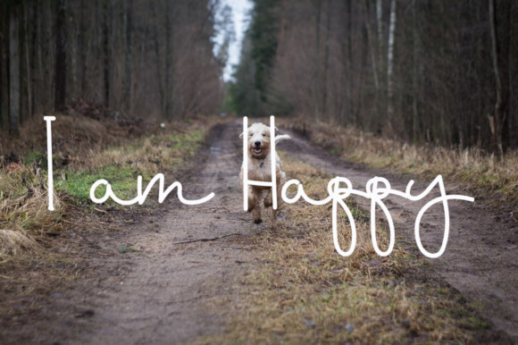 Happy Doggies Font