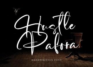 Hustle Pafora Font