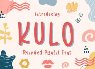 Kulo Font