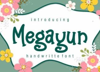 Megayun Font