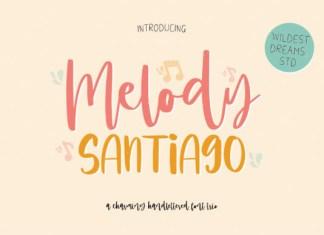 Melody Santiago Font