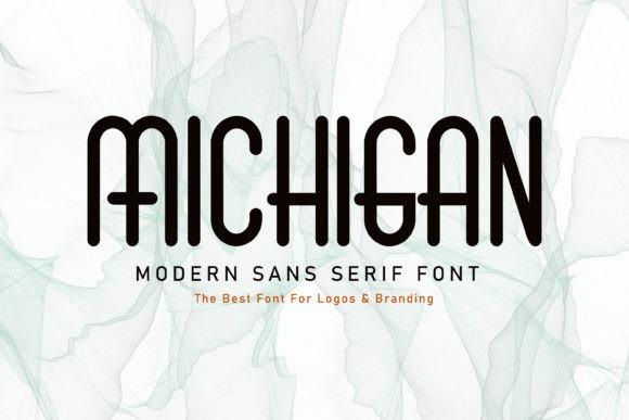 Michigan Font