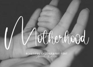 Motherhood Font