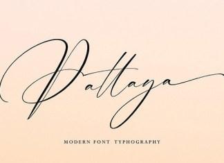 Pattaya Font