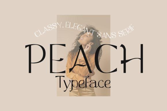 Peach Font