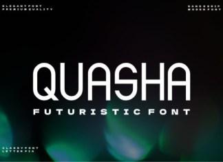 Quasha Font