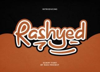 Rashyed Font