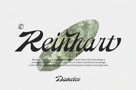Reinhart Font
