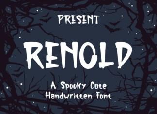 Renold Font