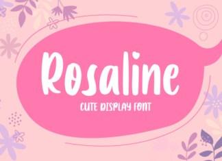 Rosaline Font