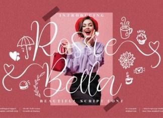 Rossie Bella Font
