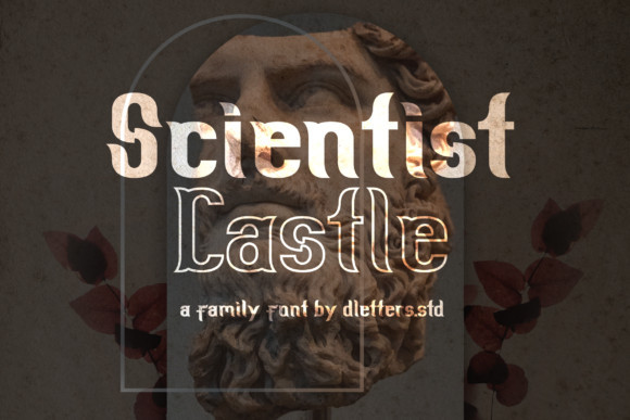 Scientist Castle Font