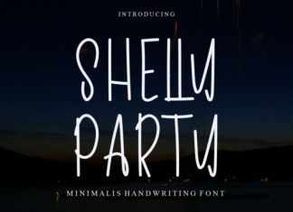 Shelly Party Font