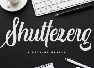Shuttezerg Font