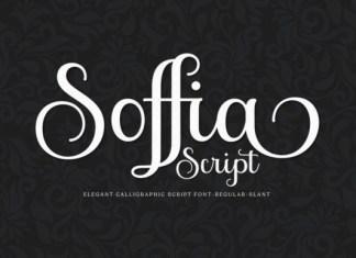 Soffia Font