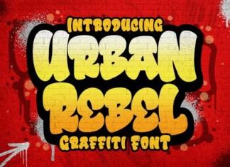 Urban Rebel Font