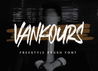 Vankours Font
