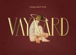 Vaynard Font