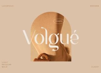 Volgue Font