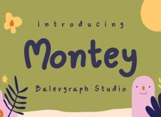 Montey Font