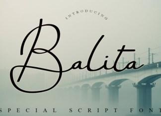 Balita Font