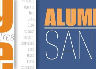 Alumni Font
