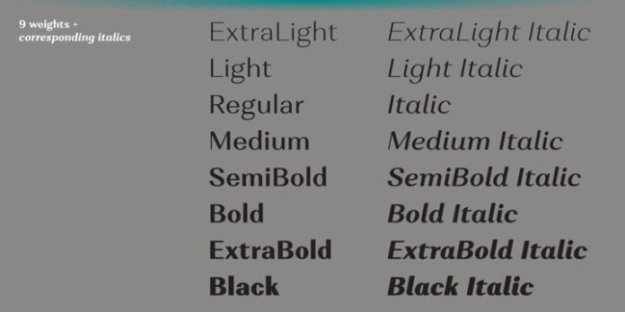 Alethia Pro Font